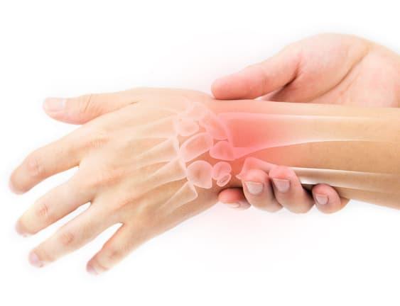 Finger brechen ohne schmerzen