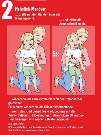 Anleitung den finger stecken in hals Deinen Muttermund